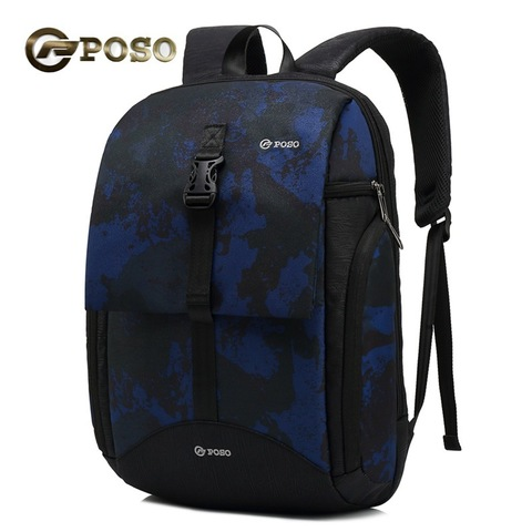 Рюкзак POSO PS-612 Синий