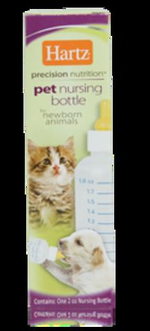 Бутылочка с соской для котят и щенков Hartz