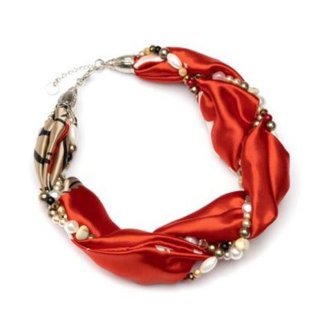 Косынка-Ожерелье