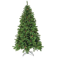 Ёлка Triumph Tree Императрица с шишками 185 см