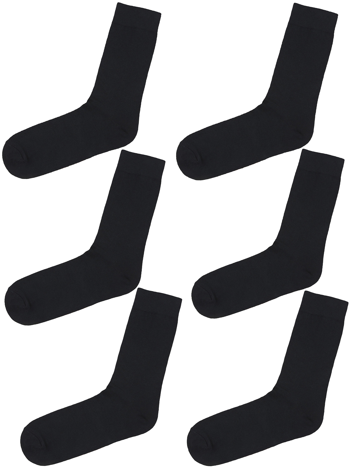 Набор Черных носков 6-31