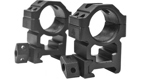 Кольца UTG Leapers на Weaver, высокие, 25,4 мм [RG2W1204]