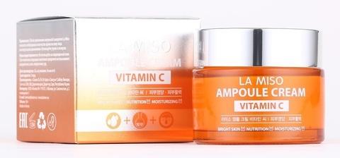 Ампульный крем с витамином С LA MISO