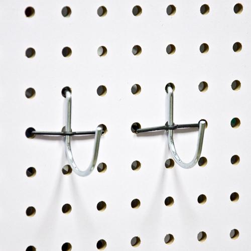 Крючок для перфорированной панели — скругленный (6 шт.) PH801