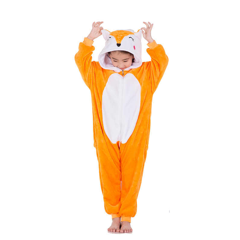 Пижамы для детей Лиса детская лиса.jpg