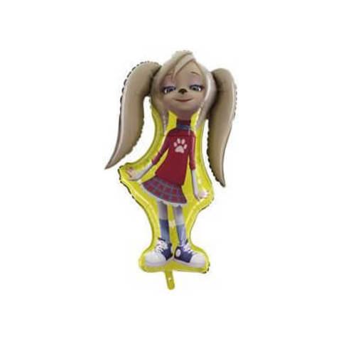 Фигура фольга Барбоскины. Роза