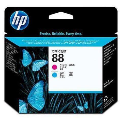 Печатающая головка HP C9382A (№88), пурпурная и голубая