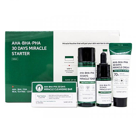 Some By Mi AHA-BHA-PHA 30Days miracle starer kit edition