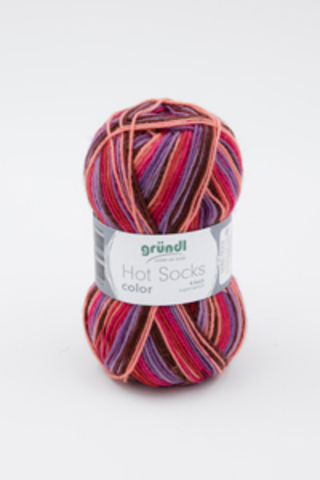 Gruendl Hot Socks Color купить