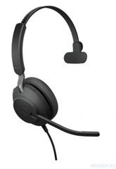 Jabra Evolve2 40 Mono UC проводная гарнитура USB-C ( 24089-889-899 )