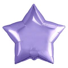 Р Звезда, Пастельный Фиолетовый , 19''/48 см, 1 шт.