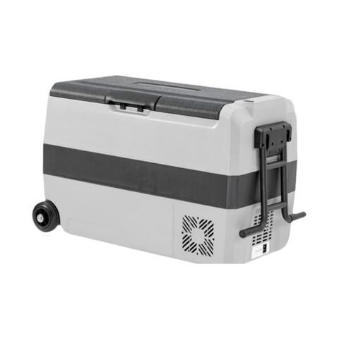 Компрессорный автохолодильник Alpicool ET50 (Двухкамерный, 12V/24V/220V, 50л)