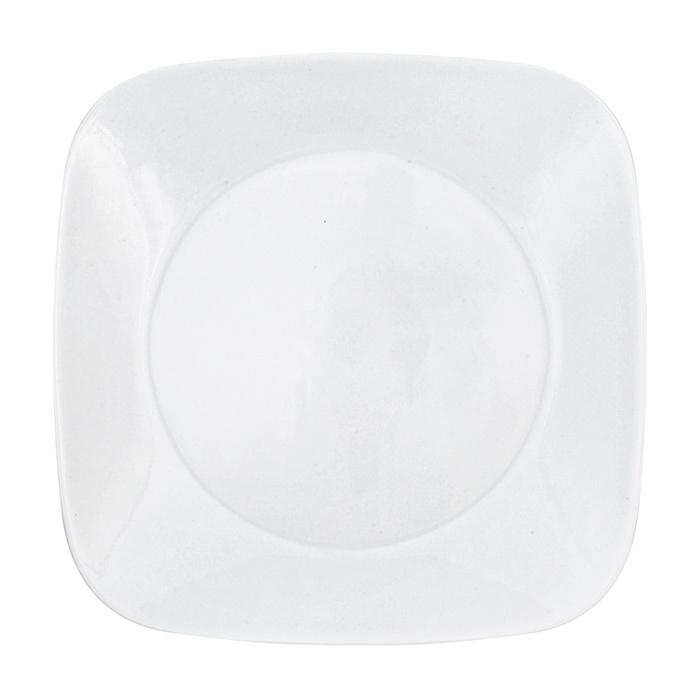 Тарелка закусочная 22 см Pure White, артикул 1069960, производитель - Corelle