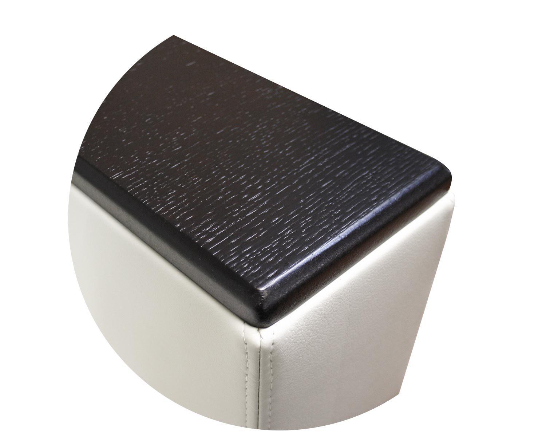 подлокотники с накладками из панели МДФ + шпон дуба