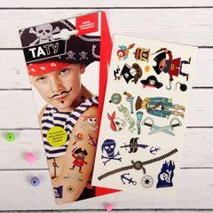 Набор переводных татуировок для тела