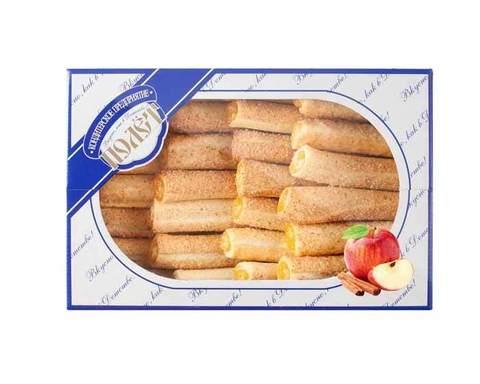 Печенье «Полет» Лимоньерки с яблоком и корицей, 500 г