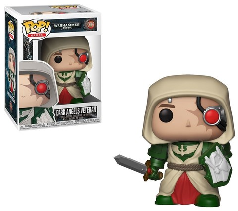 Dark Angels Veteran Funko Pop! Vinyl Figure || Ветеран Темных Ангелов