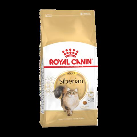 Royal Canin Siberian Сухой корм для взрослых кошек сибирской породы