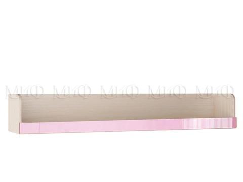 Полка Юниор-3 розовый