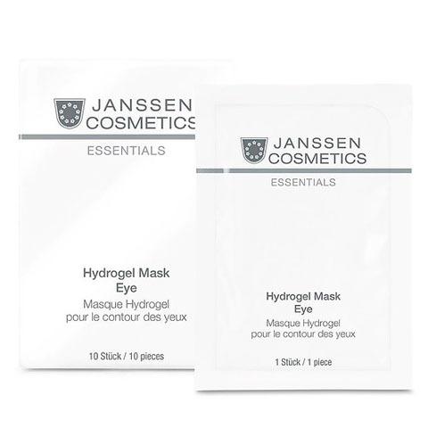 Janssen Biocellulose Mask: Укрепляющие гидрогель-патчи для кожи вокруг глаз (Hydrogel Mask Eye)