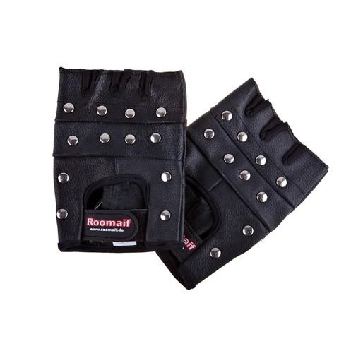 Перчатки RWG-100 (кожа) Black (M)