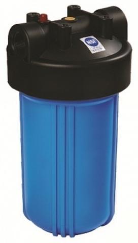 Комплект PS 897-BK1-PR (синий ВВ10, сбр. давл., картридж, ключ, кронштейн), Райфил