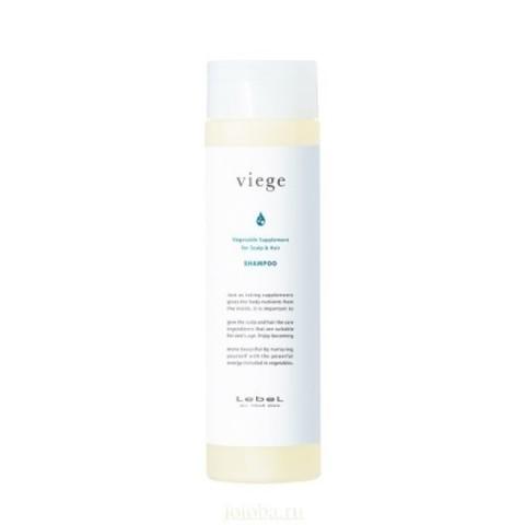 Lebel Viege: Шампунь восстанавливающий для волос и кожи головы (Shampoo), 240мл/600мл/1л
