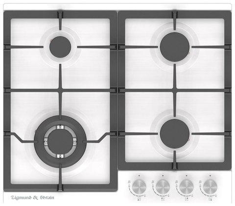 Газовая варочная панель Zigmund & Shtain G 14.6 W