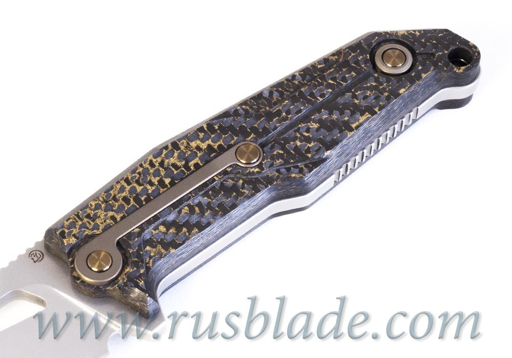 Cheburkov Centurion Limited Knife #1 - фотография