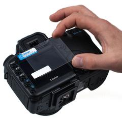 Набор защитных пленок JJC 2в1 для Canon 1200D