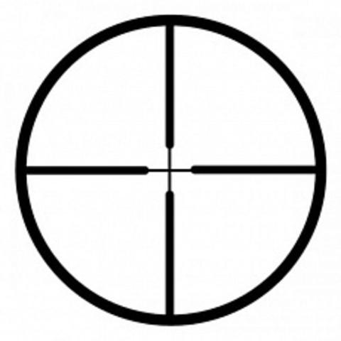 ПРИЦЕЛ BUSHNELL ELITE 3500M, 2-7X32, СЕТКА MULTI-X, 352732