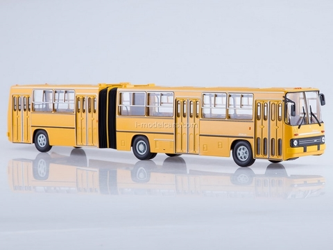 Ikarus-280.33 yellow Soviet Bus (SOVA) 1:43