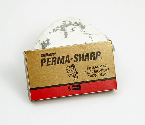 Упаковка из 5 лезвий для станка PERMA SHARP