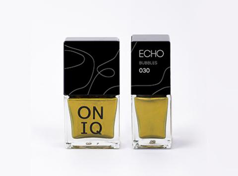 ONP-030 Лак для стемпинга. Echo: Bubbles