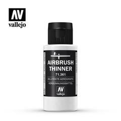 AIRBRUSH THINNER 361-60ML.