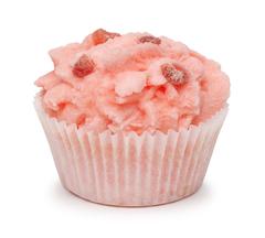 Десерт для ванны Клубника со сливками, 50g х 12 штук ТМ Мыловаров
