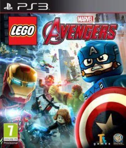 LEGO Marvel Мстители (русские субтитры)