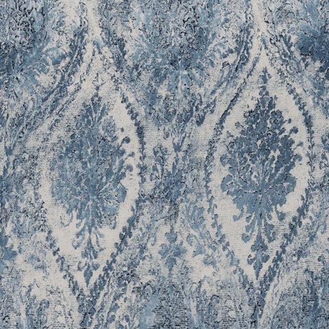 Постельное белье DANTE голубой TIVOLYO HOME Турция