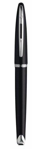 Ручка-роллер Waterman Carene, цвет: Grey/Charcoal, стержень: Fblk123
