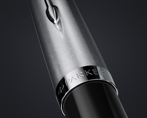 Перьевая ручка Parker 51 CORE BLACK CT, перо F123