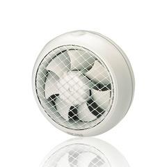 Вентилятор оконный S&P HCM 150 N с гравитационными жалюзи