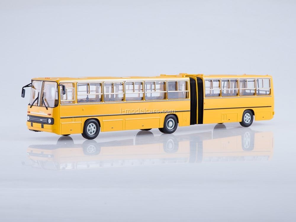 Ikarus 280 yellow Soviet Bus 1:43