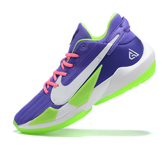 Nike Zoom Freak 2 'Purple/White/Light Green'