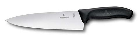 Нож разделочный SwissClassic 20 см с широким лезвием VICTORINOX 6.8063.20B
