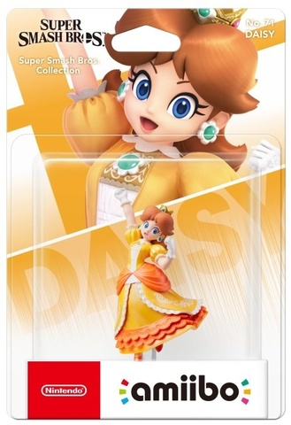 Фигурка Amiibo: Super Smash Bros. Daisy || Дейзи