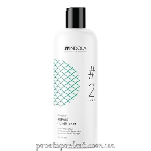 Indola Innova Repair Conditioner - Кондиціонер для відновлення пошкодженого волосся