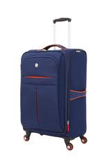 Чемодан Wenger Arosa, синий, 59,7x20x40,6, см, 48 л