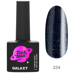 Гель-лак RockNail Galaxy 334 Absorbent, 10мл.