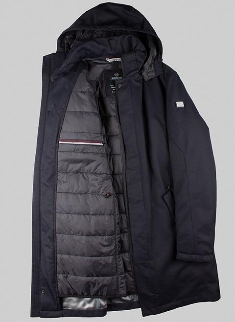 Куртка-парка с капюшоном Bugatti 271713-29035-49