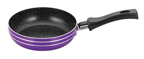Сковорода-мини с антипригарным покрытием non-stick под мрамор